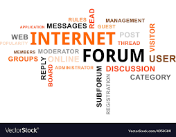Image result for Discussion Forum Royalty Free
